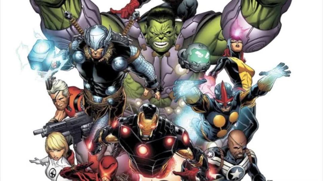 Expert Showcase - Marvel NOW