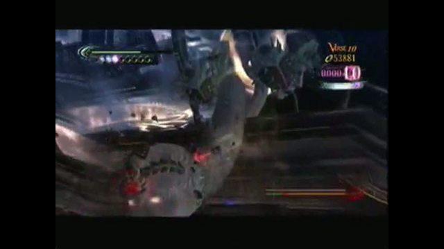 Bayonetta Xbox 360 Guide-tip - Walkthrough Chapter 15 (Part 3 of 4)