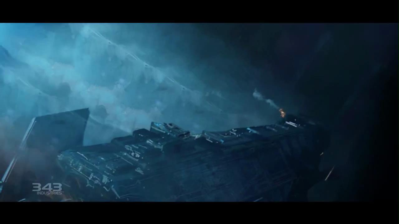 Halo Fest Halo 4 Concept Art Glimpse