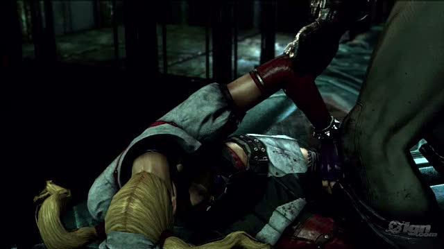 Batman Arkham Asylum PlayStation 3 Gameplay - Thats My Harley (PS3 Footage)