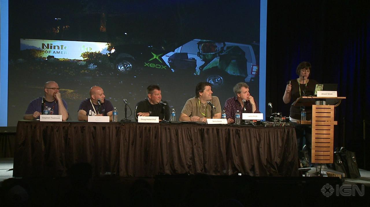 Halo Fest Xbox talks 10 years of Halo