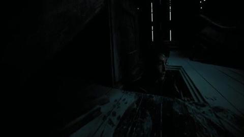 Harry Potter and the Prisoner of Azkaban - Inside the Shrieking Shack
