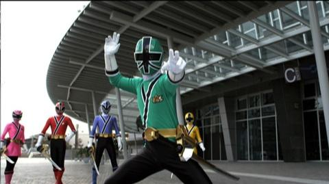 Power Rangers Samurai Volume One, Volume Two (2012) - Home Video Trailer for Power Rangers Samurai