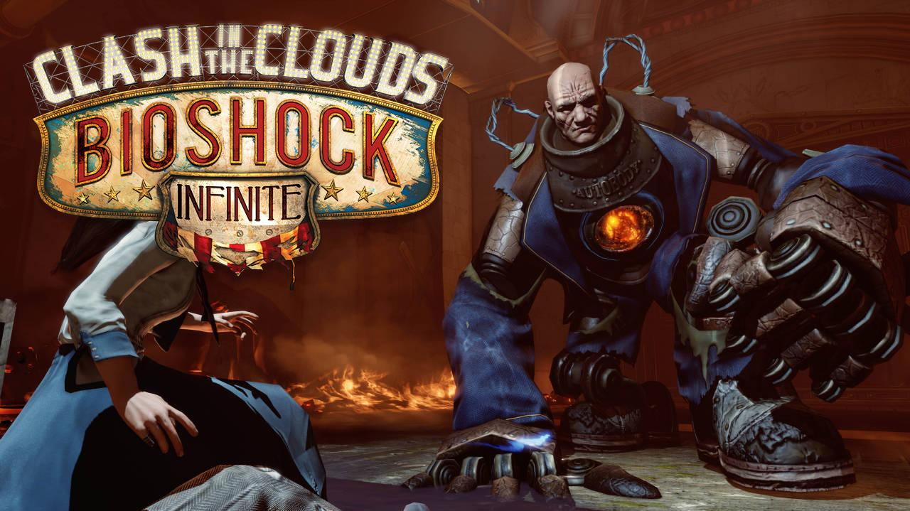 Bioshock Infinite Clash in the Clouds All Kinectoscopes