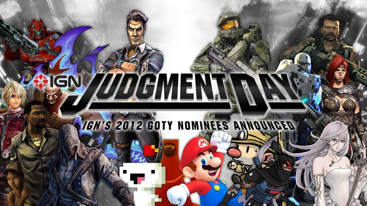 IGN Judgment Day 2012 Teaser
