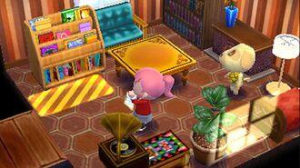 Animal Crossing Happy Home Designer Rewind Theater