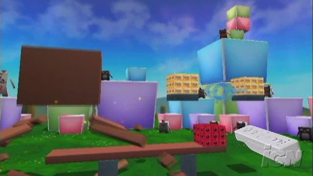 Boom Blox Nintendo Wii Video - Boom Blox Trailer