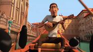 "Penguins of Madagascar - ""Something Chase-y"" Clip"