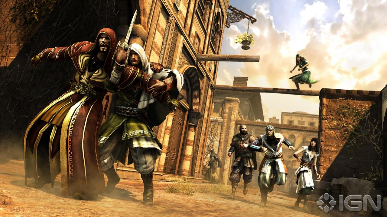Assassin's Creed Revelations DLC Video Preview
