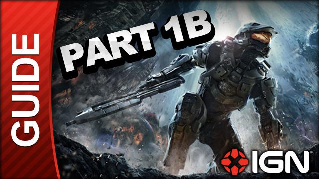 Halo 4 - Legendary Walkthrough - Dawn - Part 1B