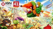 Angry Birds 2 - 3 Star Walkthrough Eggchanted Woods (Level 41)