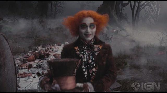 Alice in Wonderland (2010) Movie Trailer - Trailer 2