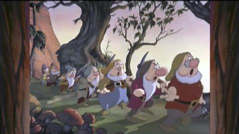 Snow White and the Seven Dwarfs Diamond Edition (1937) - Clip Heigh-Ho with DisneyView