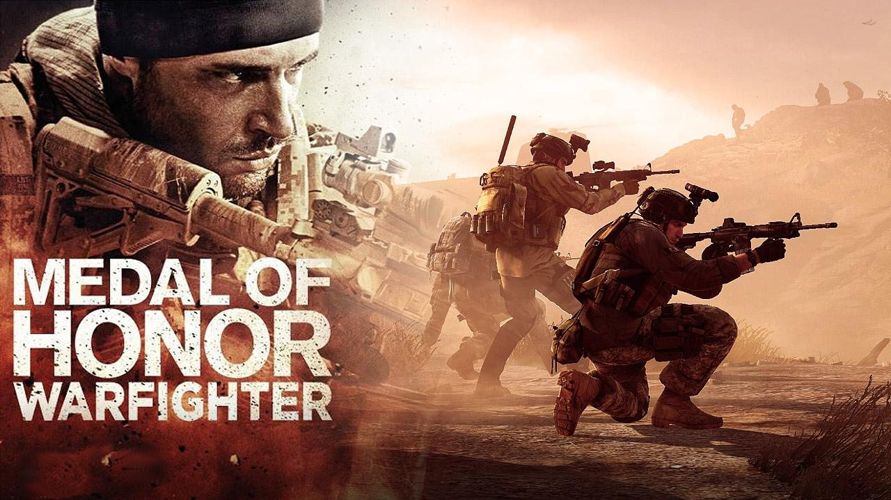 Medal of Honor Warfighter New Campaign Gameplay Footage