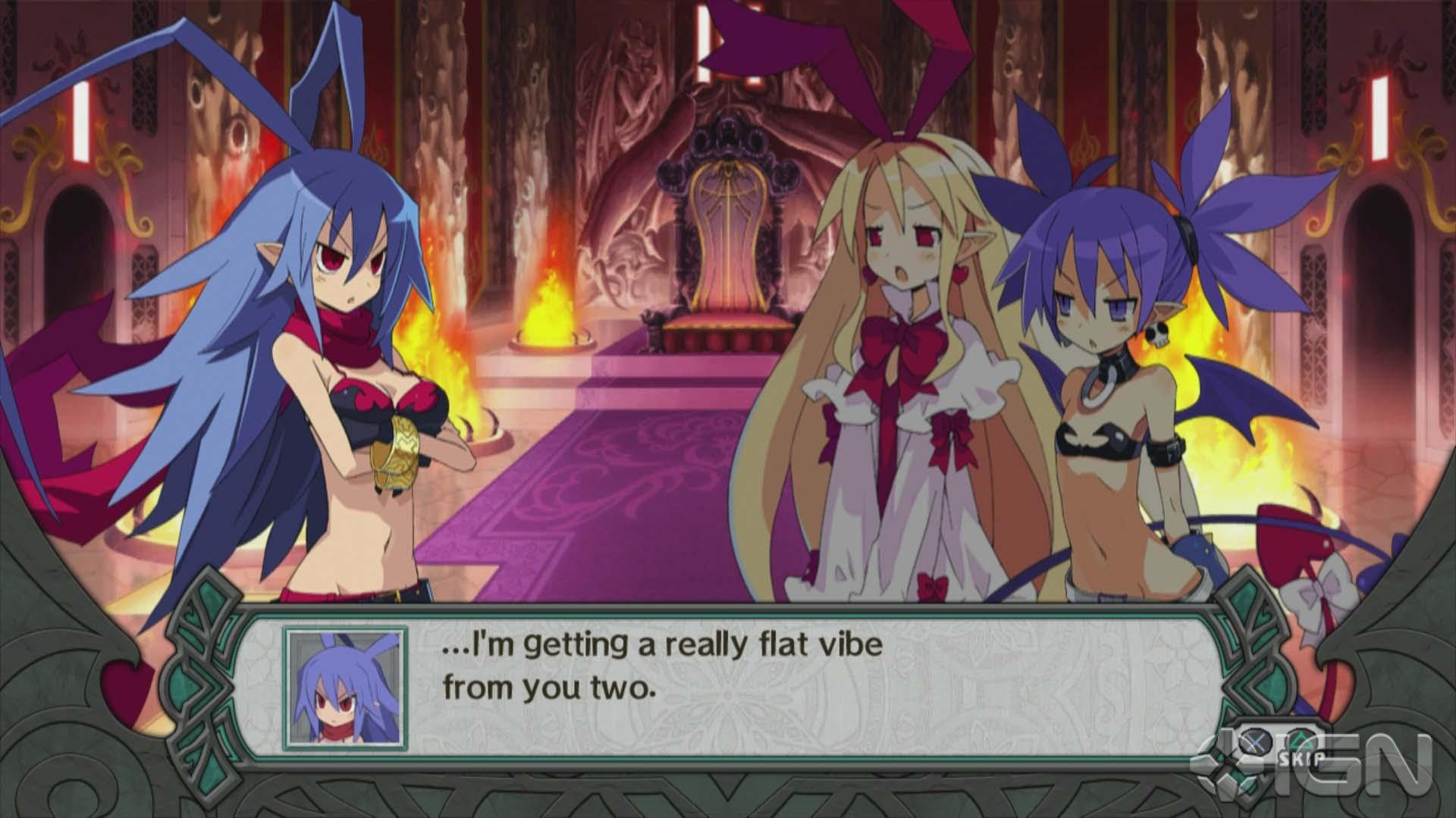 Disgaea D2 A Brighter Darkness Video Review