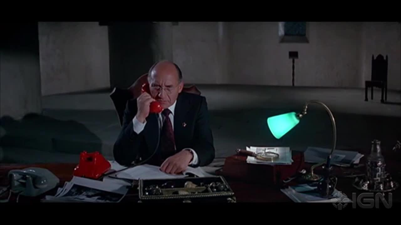 Bond Meets General Anatol Alexis Gogol (The Spy Who Loved Me)