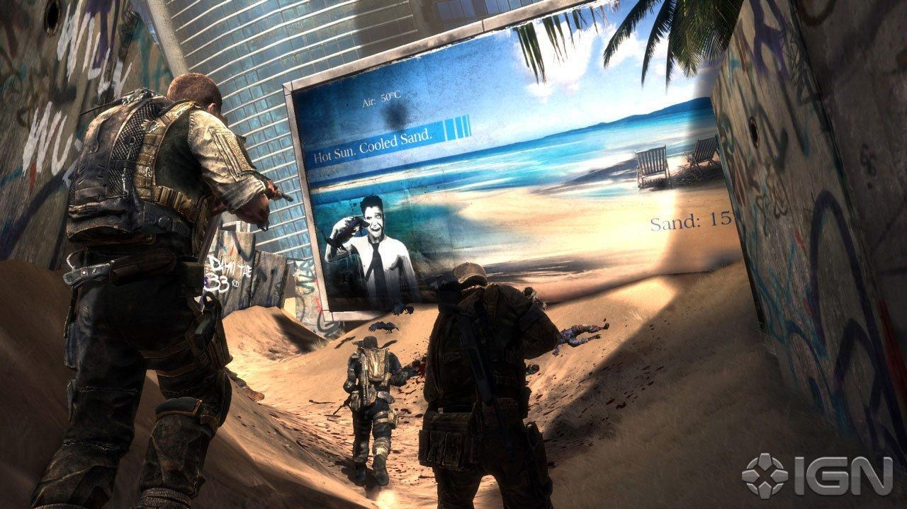 Spec Ops The Line The Journey Trailer