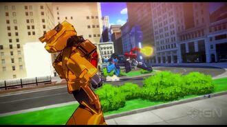Transformers Devastation - Official E3 2015 Teaser Trailer