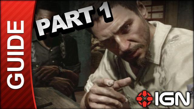 Call of Duty Black Ops Walkthrough - Part 1