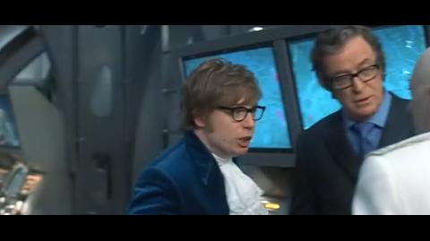 Austin Powers in Goldmember - Defeating Goldmember