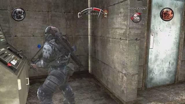 Army of Two Xbox 360 Gameplay - Get to the Hovercraft (HD)