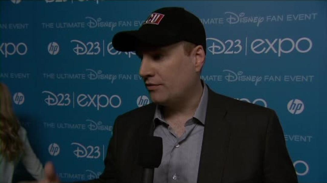 D23 Interview - Kevin Feige