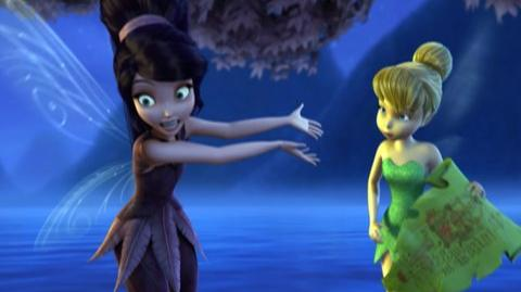 Tinker Bell (2008) - Clip Fixing spring, pre