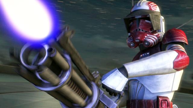 Clone Wars - Season 5 Trailer 2 - Rewind Theater