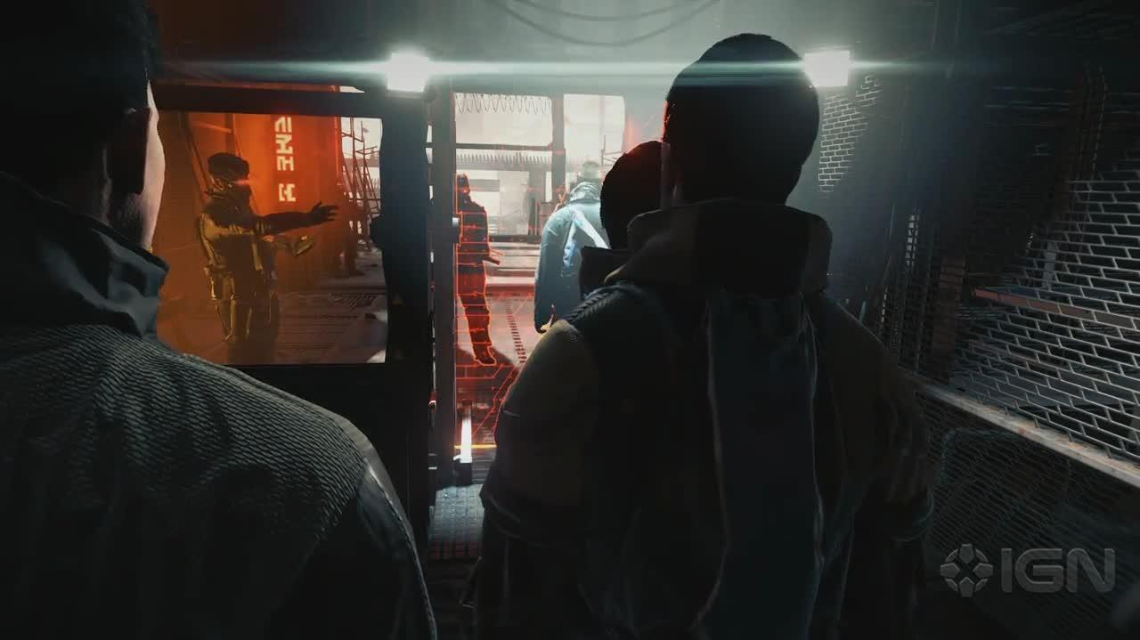 Killzone Shadow Fall Walkthrough - Chapter 5 Part 1