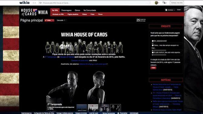 Universidade da Wikia - Como construir uma página principal