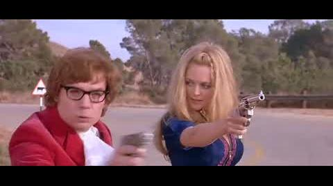 Austin Powers The Spy Who Shagged Me - fight with mustafa