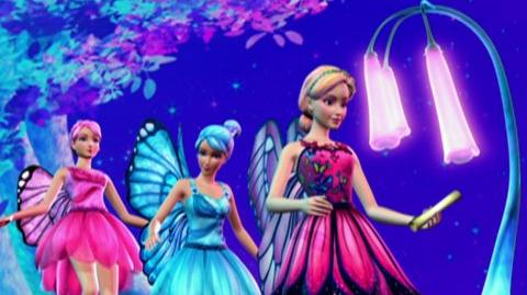 Barbie Mariposa And Her Butterfly Friends (2008) - Home Video Trailer