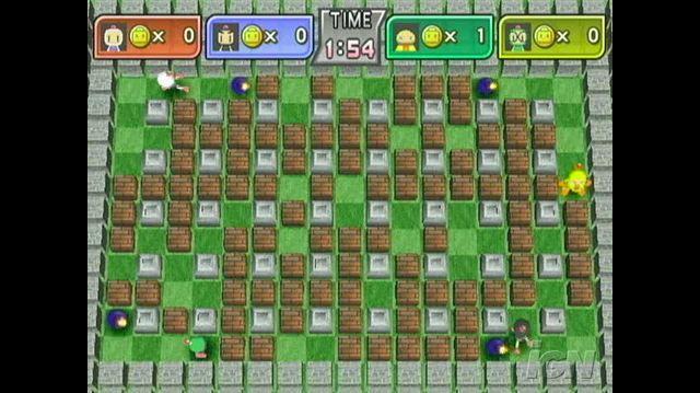 Bomberman Land Nintendo Wii Gameplay - Classic Gameplay Part 2