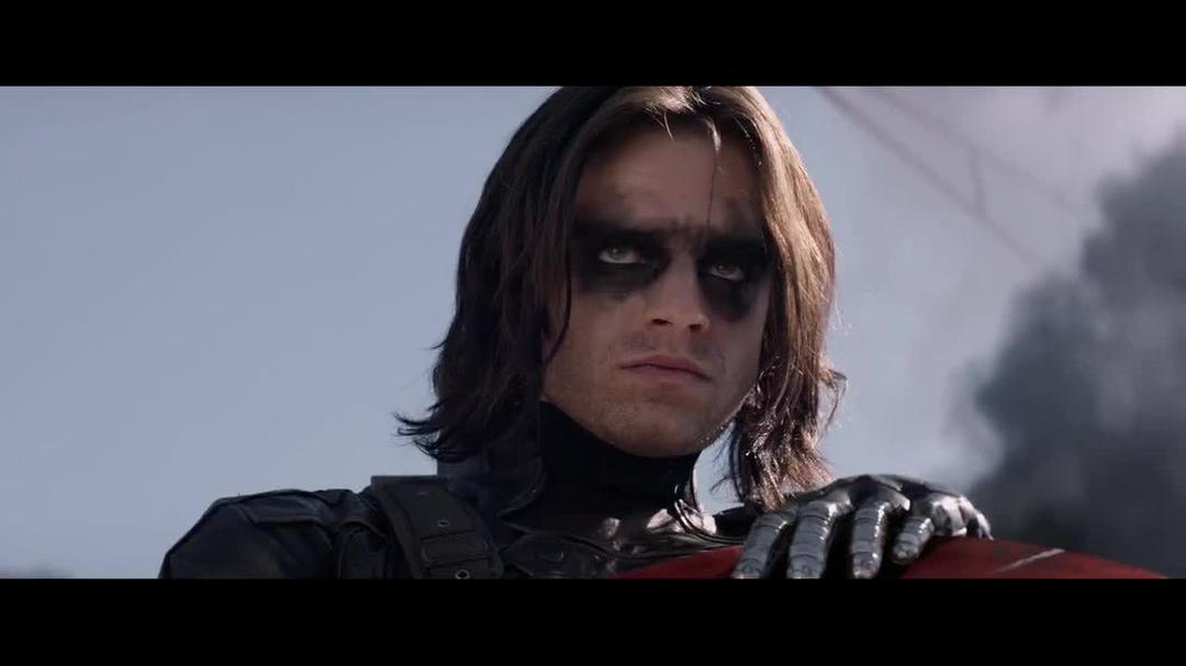 Captain America The Winter Soldier - Big Game Spot