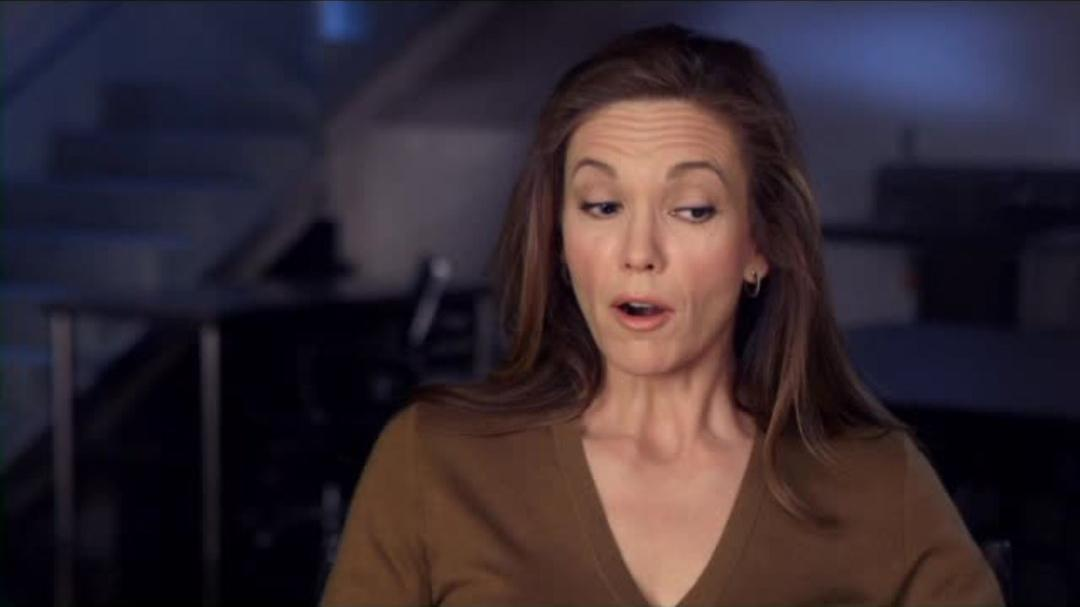 Superman Man of Steel Interview - Diane Lane