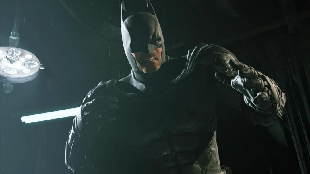 Batman Arkham Origins Copperhead Reveal Video