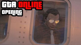 GTA Online The Opening Sequence Gameplay Clip