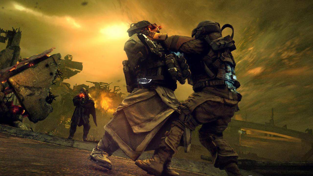 Killzone 3 Invades Playstation Home