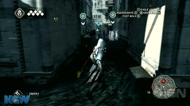 Assassin's Creed 2 X360 - Walkthrough - Assassin's Creed 2 MS 8 - Birds of a Feather