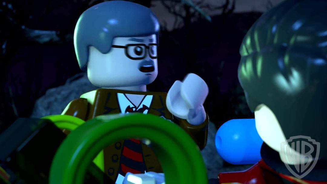 LEGO Batman the Movie DC Heroes Unite Clip - Infiltrate Arkham