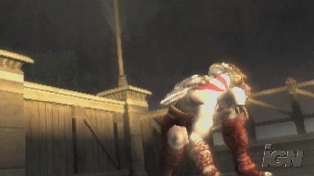 God of War Chains of Olympus Sony PSP Trailer - Trailer