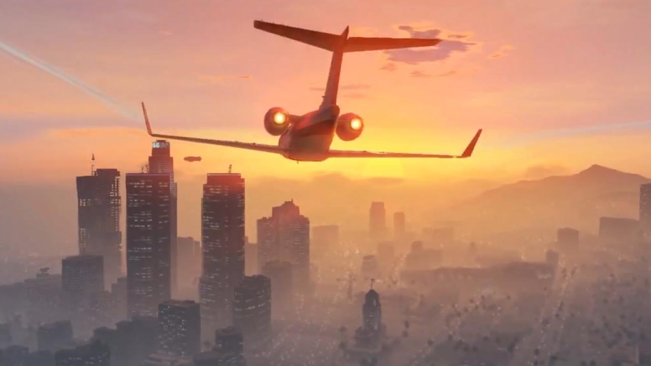 News All GTA Cities in a Single Game?