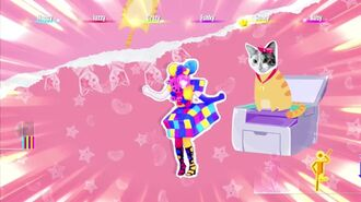 Just Dance 2016 Chiwawa Gameplay Trailer