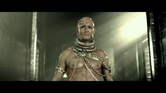 "300 Rise of an Empire - ""God-King"" Clip 2"