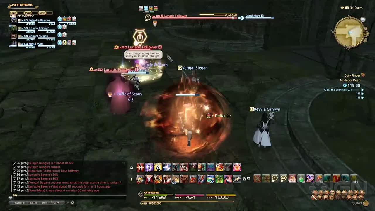 how to add game time to ffxiv