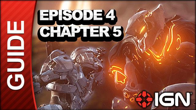 Halo 4 - Spartan Ops Didact's Hand Legendary Walkthrough Part 5 - The Didact's Gift