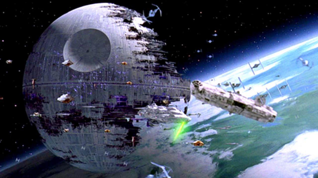 Star Wars The Complete Saga Blu-ray Trailer