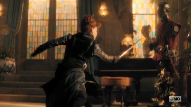 Into the Badlands Season 2 Teaser Trailer - The Widow's Vengeance