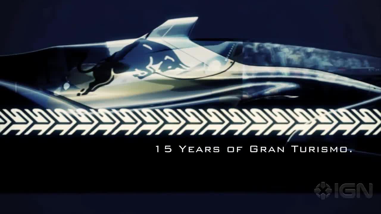 Gran Turismo 6 Teaser Trailer