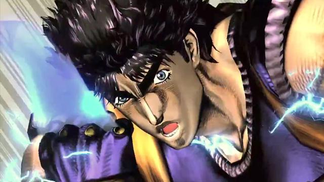 JoJo's Bizarre Adventure All-Star Battle US Trailer